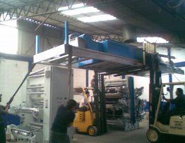 grúas para fábricas